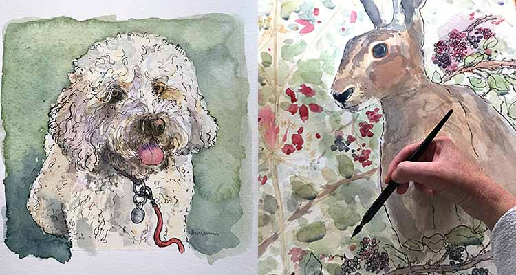 Helen Wiseman Illustration Services