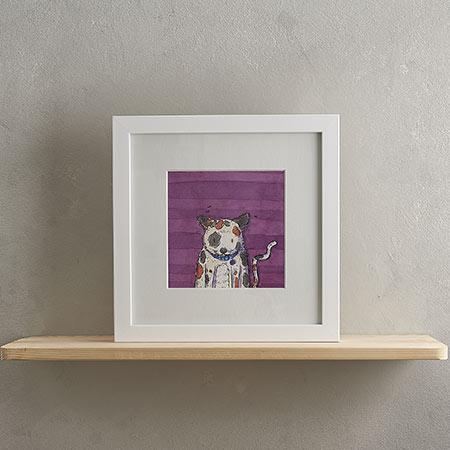 Tortoiseshell Cat Print 'Colin'