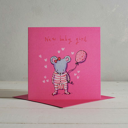 Little Mouse Greetings Cards