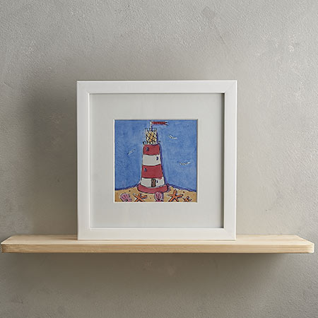 Buy Light House Print 'Light House' from Helen Wiseman Illustration